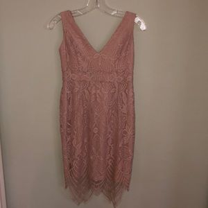 Dress only worn once!